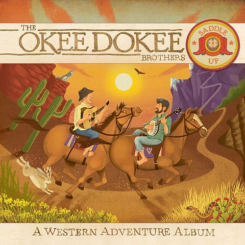 Saddle Up de The Okee Dokee Brothers