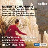 Schumann: Complete Symphonic Works, Vol. V de Various Artists