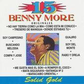 15 Grandes Exitos de Beny More