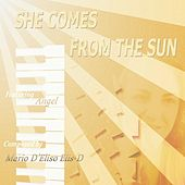 She Comes from the Sun by Elis-d