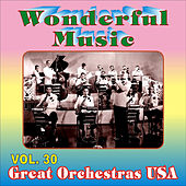 Wonderful Music 30-Great Orchestras USA by Various Artists