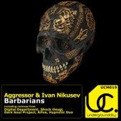 Barbarians by Ivan Nikusev
