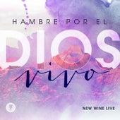 Hambre Por el Dios Vivo (En Vivo) by The New Wine