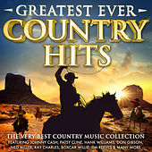 Greatest Ever Country Hits - The Very Best Music Collection – Featuring Johnny Cash, Patsy Cline, Hank Williams, Don Gibson, Ned Miller, Ray Charles, Boxcar Willie, Jim Reeves & Many More de Various Artists