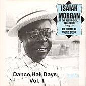 Dance Hall Days, Vol. 1 by Various Artists