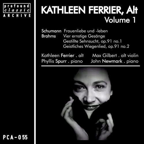 Kathleen Ferrier, Contralto, Vol. 1 von Kathleen Ferrier