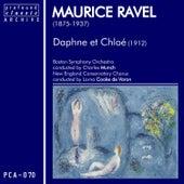 Ravel: Daphnis et Chloé von Boston Symphony Orchestra