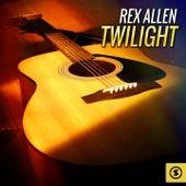 Twilight by Rex Allen