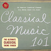 Classical Music 101 de Various Artists
