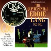 The Quintessential Eddie Lang 1925-1932 by Eddie Lang