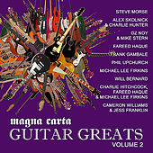 Magna Carta Guitar Greats Volume 2 by Various Artists