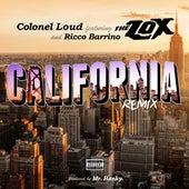 California (Remix) [feat. The LOX & Ricco Barrino] - Single de Colonel Loud
