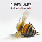 The More You Love, the More You Live by Oliver James