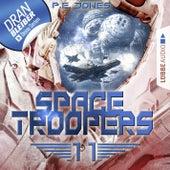 Space Troopers, Folge 11: Der Angriff von P. E. Jones