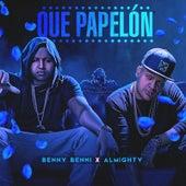 Que Papelón (feat. Almighty) von Benny Benni