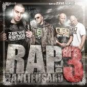 Rap de banlieusard 3 (Spécial Zekwé Ramos) de Various Artists