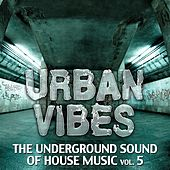 Urban Vibes - The Underground Sound of House Music, Vol. 5 by Various Artists