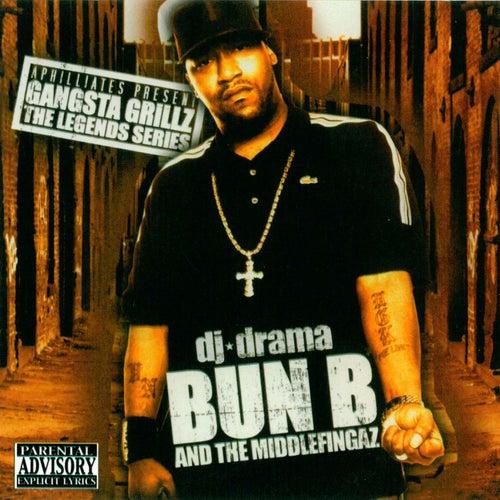 The Legend Series - Gangsta Grillz by Bun B