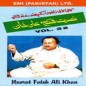 Nusrat Fateh Ali Khan  Vol -22 by Nusrat Fateh Ali Khan