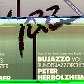 BuJazzO Vol.3 / Live: Tour of the Baltic States and Russia 1993 by Peter Herbolzheimer