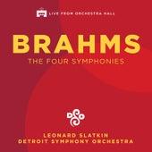Brahms: The Four Symphonies (Live) von Leonard Slatkin