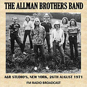 A&R Studio's, New York, 1971 (Fm Radio Broadcast) de The Allman Brothers Band
