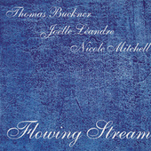 Flowing Stream by Nicole Mitchell
