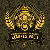 New Underground Massive Alliance Remixes, Vol. 1 by Numa Crew