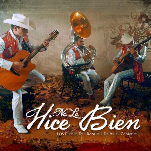 No Lo Hice Bien by Ariel Camacho