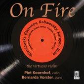 On Fire: The Virtuoso Violin de Piet Koornhof