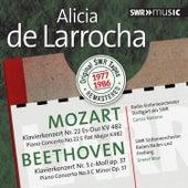 Mozart & Beethoven: Piano Concertos von Alicia De Larrocha