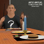 Table for One (Radio Edit) by Geno Samuel