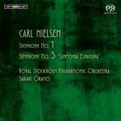 Nielsen: Symphonies Nos. 1 & 3 by Various Artists