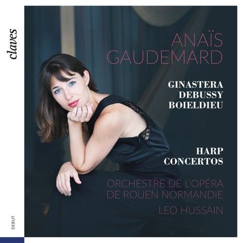Harp Concertos by Anaïs Gaudemard