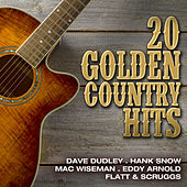 20 Golden Country Hits de Various Artists