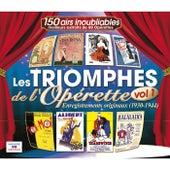Les triomphes de l'opérette, Vol. 1 (1930-1944) von Various Artists