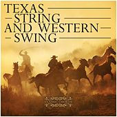 Texas String And Western Swing de Various Artists