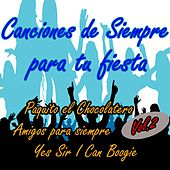 Canciones de Siempre para Tu Fiesta, Vol.2 de Various Artists