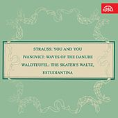 Strauss: You and You - Ivanovici: Waves of the Danube - Waldteufel: The Skater's Waltz, Estudiantina by Various Artists