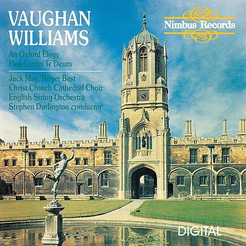 Vaughan Williams: Choral Works by Christ Church Cathedral Choir
