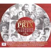 Les Grands Prix de la chanson française (1930-1960) von Various Artists