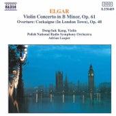 Violin Concerto / Cockaigne by Edward Elgar