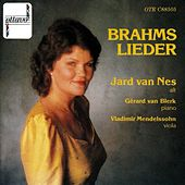 Brahms Lieder by Various Artists