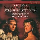 Saint-Saëns: Samson et Dalila by Sir Colin Davis