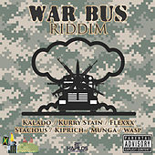 War Bus Riddim de Various Artists