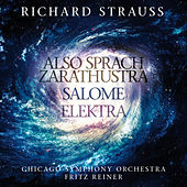 Strauss: Also Sprach Zarathustra/Elektra/Salome de Chicago Symphony Orchestra