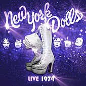 The New York Dolls - Live 1974 de New York Dolls