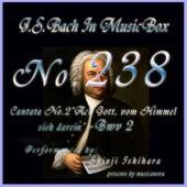 Bach in Musical Box 238 / Cantata No. 2, Ach Gott, vom Himmel sieh darein, Bwv2 by Shinji Ishihara