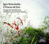 Stravinsky: The Firebird di Various Artists