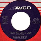 I.O.U. / Treat Me Like a Lady by Maxine Brown